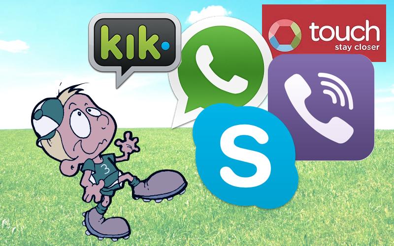Neue Chat-Dienste