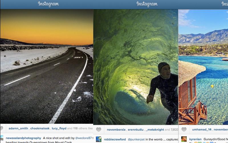 """Instagram ist """"Einstellungs-Sache"""""""