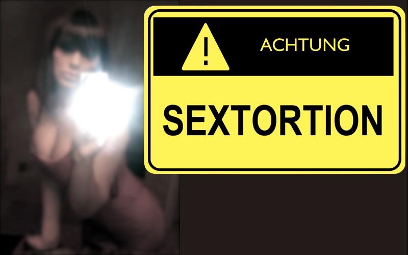 Sextortion? Auch Jugendliche gefährdet!
