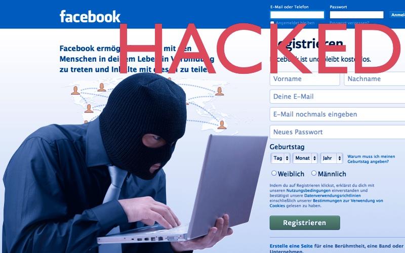 Hacken von Facebook-Profilen