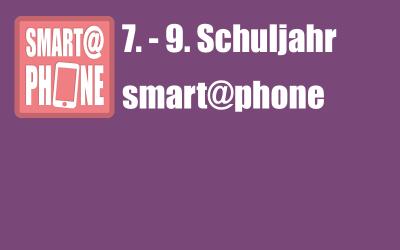 Gymnasium und Sekundarschule: Kompetente Smartphonenutzung