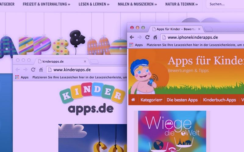Kinder-Apps Bewertungen