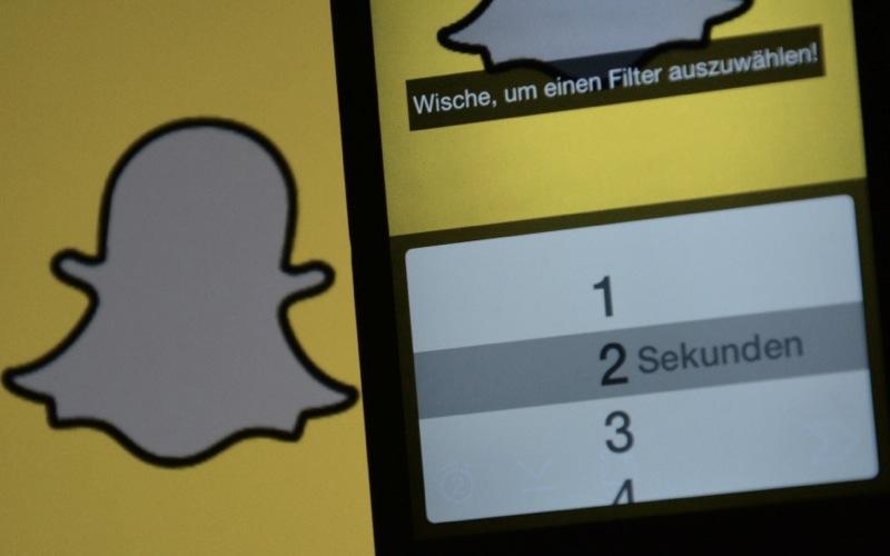 """Bild zum Blogbeitrag """"Snapchat: Kultur und Unterhaltung"""""""