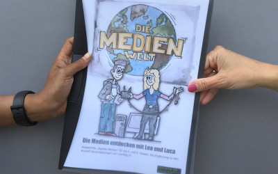 Materialien Medien-Pädagogik & Jugendmedienschutz