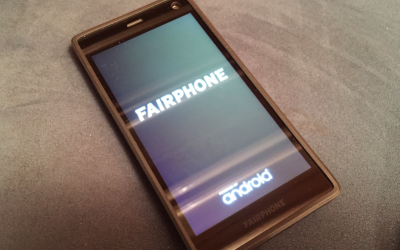Bericht: Ein Fairphone für vorbildliche Eltern?