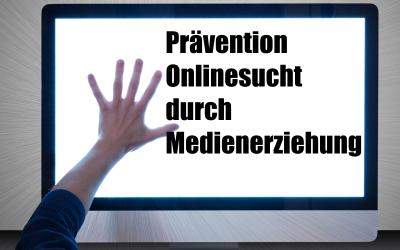 Elternabend zur Prävention der Onlinesucht
