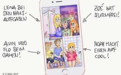 Houseparty: Mehrfach-Videochats sind beliebt!