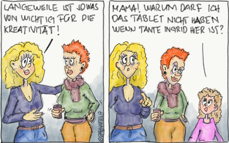 abb 170122 Comic Langeweile 800 500