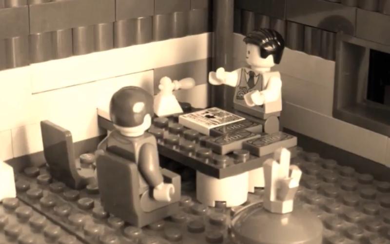 """""""Lego-Filmchen"""" sind für Familienprojekte geeignet"""