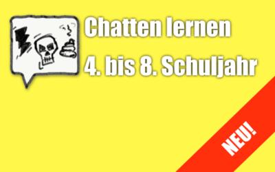 """Fit zum Chatten"" – Schulprogramm verfügbar"