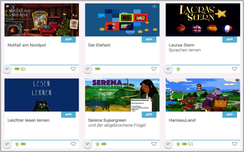 Gute Kinder-Apps? Hier sind sie zu finden!