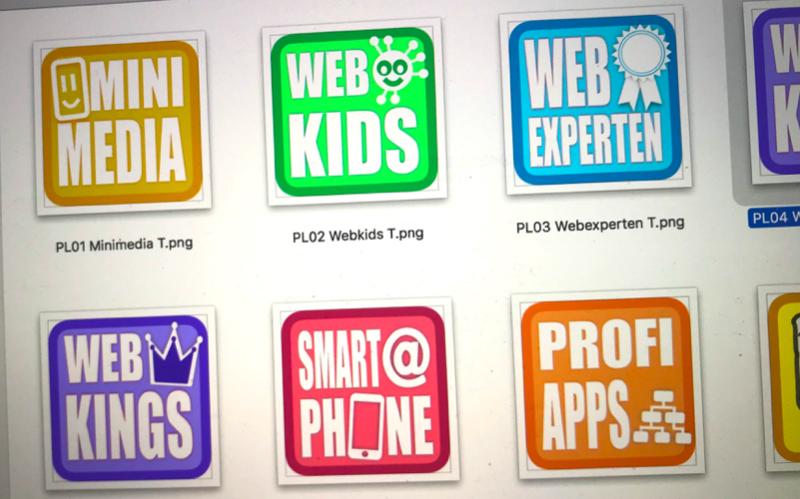 Die neuen Logos sind da!