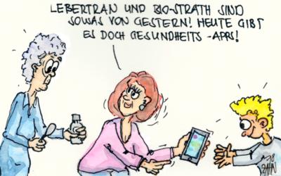 Gesundheits-Apps für die Familie
