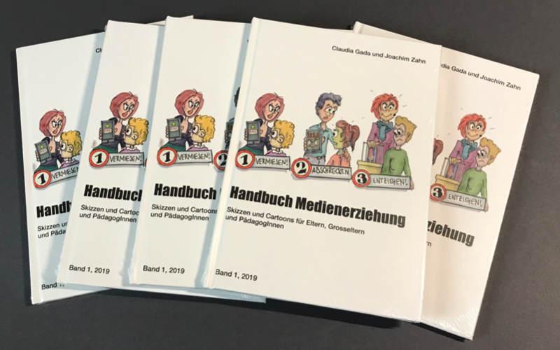Handbuch Medienerziehung – unterhaltsam und gehaltvoll