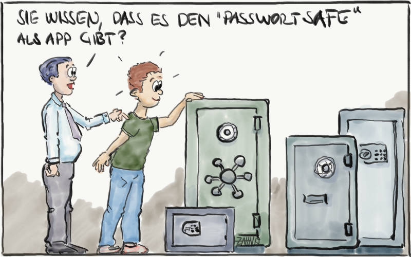 Was haben Passwort-Safes mit Datenschutz zu tun?