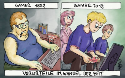 Vor- und Nachteile des neuen Gamer-Bildes