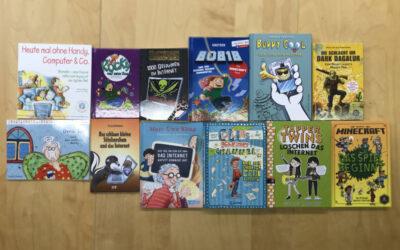 Kindergarten: Medien-Förderung mit Büchern