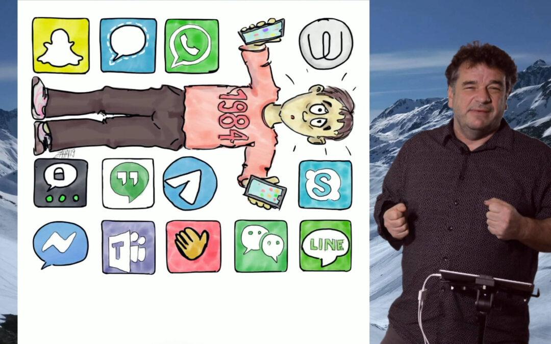 Videokommentar: Alternativen zu WhatsApp